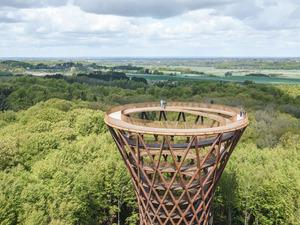 Treetop Experience Seyir Kulesi Ziyarete Açıldı