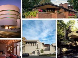 Frank Lloyd Wright'ın Sekiz Yapısı UNESCO Dünya Mirası Listesi'nde