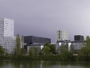 Fransa'da Yeni Bir Mahalle: Polaris