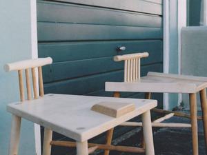 Yayılarak Oturmayı Engelleyen Sandalye