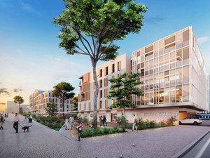 EAA-Emre Arolat Architecture'dan Lizbon'da Proje