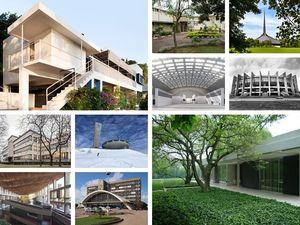 Getty Vakfı, 2019'da 10 Modernist Binanın Korunması İçin Para Yardımı Yapacak