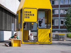 IMIAD: İTÜ İç Mimari Tasarım Uluslararası Master Programı, Stuttgart Summer Workshop 2019 Deneyimi