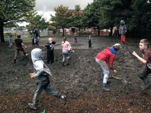 Baltic Street'te Çocuk Odaklı Macera Oyun Alanı
