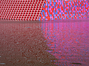 Christo'nun 7.506 Varilden Yapılmış Enstalasyonu Gün Yüzüne Çıktı