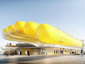 Dubai EXPO 2020 İspanya Pavyonu'nu Selgascano Tasarlayacak