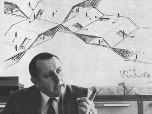 """Eğik Mimarinin Önemli İsmi """"Paul Virilio"""" Hayatını Kaybetti"""