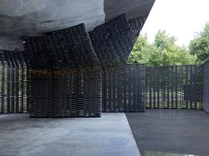 2018 Serpentine Gallery Pavyonu Ziyarete Açıldı