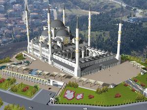 Çamlıca Camisi