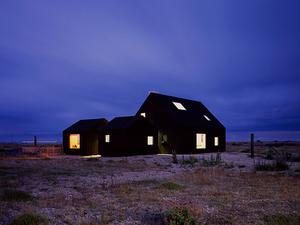 Eski Balıkçı Kulübesinden Yeni Sahil Evi