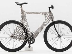 3D Baskılı Bisiklete Binmek İster miydiniz?
