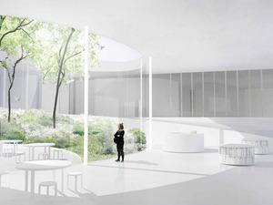 Alvar Aalto Tasarımı İki Müzenin Arasına Yapılacak Ek Bina İçin Proje Belirlendi