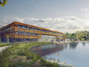 Hollanda'da Yeni Bir Eğitim Kampüsü