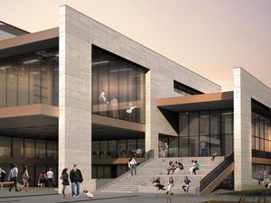 5. Mansiyon, Van İpekyolu Belediye Merkezi Mimari Proje Yarışması