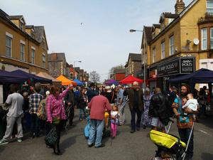 Granby Four Streets'te Halk Katılımıyla Dönüşüm
