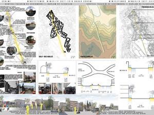 Üsküdar Gündoğumu Caddesi'nde Kentsel Analiz ve Tasarım