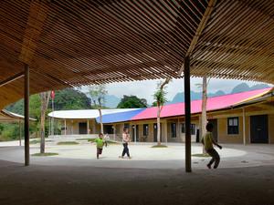 Orman Çiçeği: Lung Luong Köyü İlkokulu