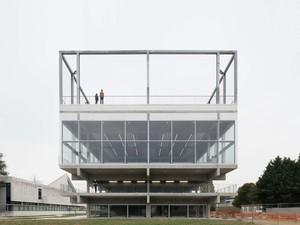 Paris-Saclay Üniversitesi Kamusal Toplanma Mekanı