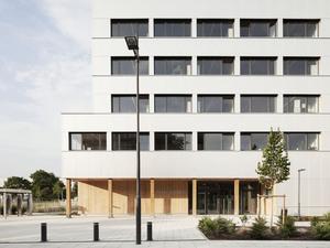 Paris Nanterre Üniversitesi - Max Weber Binası