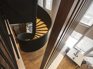 Özel Mekanlar için Özel Merdivenler