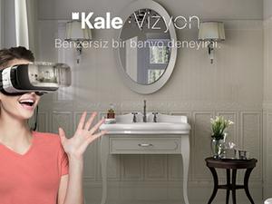 Kale Vizyon ile Sanal Gerçeklik Uygulaması