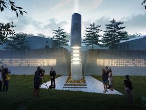 2. Ödül, Börklüce Mustafa Heykeli ve Alanı Tasarım Yarışması