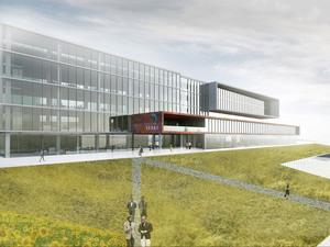 1. Mansiyon, TESKİ Hizmet Binası Mimari Proje Yarışması