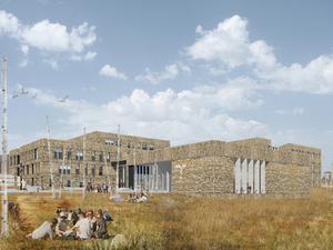 1. Ödül, TESKİ Hizmet Binası Mimari Proje Yarışması