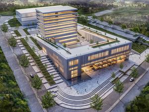 3. Mansiyon, TESKİ Hizmet Binası Mimari Proje Yarışması