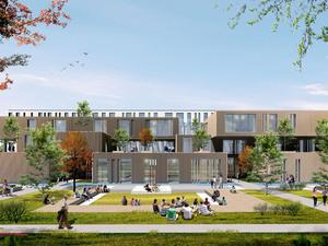 3. Mansiyon, Van İpekyolu Belediye Merkezi Mimari Proje Yarışması