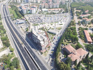 Bornova Evka 3 Sosyal Merkez ve Aktarma İstasyonu Mimari Proje Yarışması