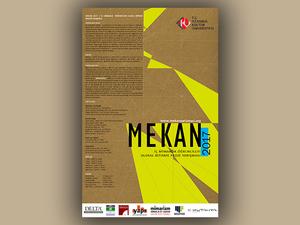 Mekan 2017 / İç Mimarlık Öğrencileri Ulusal Bitirme Projesi Yarışması