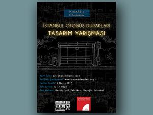 İstanbul Otobüs Durakları Tasarım Yarışması
