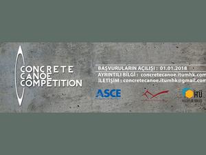 Beton Kano Yarışması 2018