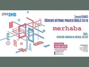 İzmirSMD Öğrenci Bitirme Projesi Yarışması 2018