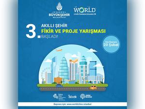 3. Akıllı Şehir Fikir ve Proje Yarışması
