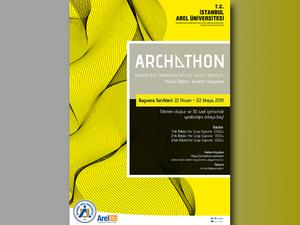 Archathon - Arel Üniversitesi Mimari Tasarım Maratonu Ulusal Öğrenci Tasarım Yarışması