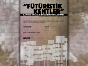 II. Aurum Mimarlık Öğrenci Fikir Yarışması'nın Soru ve Cevapları Yayınlandı