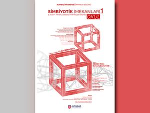 """3. Aurum Mimarlık Öğrenci Fikir Yarışması: """"Simbiyotik [Mekanlar] 1: Okul"""""""