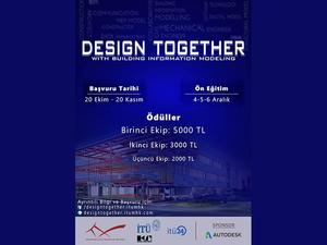 İstanbul Teknik Üniversitesi Mühendisliğe Hazırlık Kulübü Design Together Yarışması