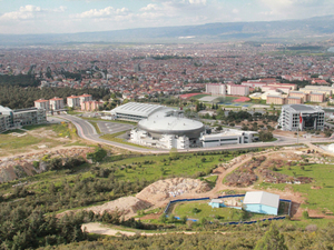 Pamukkale Üniversitesi Mimarlık ve Tasarım Fakültesi ve Yakın Çevresi Mimari Proje Yarışması