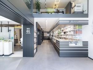 Çapa Dental Showroom ve Ofisi