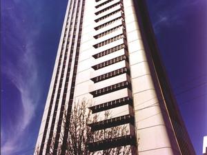 Türkiye İş Bankası Genel Müdürlük Binası Ankara