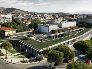 BerKM, Bergama Kültür Merkezi