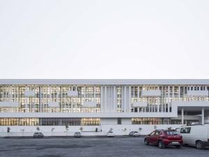 Mezitli Belediyesi Yeni Hizmet Binası