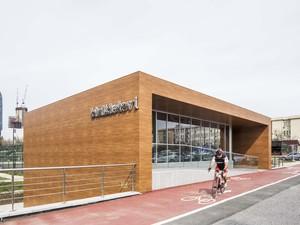 İTÜ Bisiklet Evi