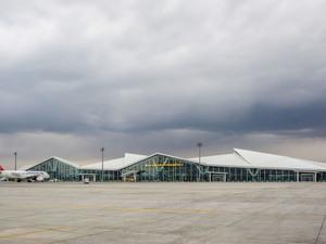 Kars Havalimanı İç ve Dış Hatlar Terminali
