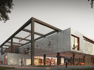 2. Ödül, Bornova Belediyesi Çocuk Dünyası Mimari Proje Yarışması
