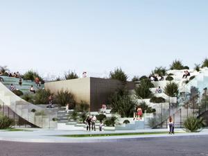 4. Mansiyon, Bornova Belediyesi Çocuk Dünyası Mimari Proje Yarışması