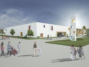 5. Mansiyon, Bornova Belediyesi Çocuk Dünyası Mimari Proje Yarışması